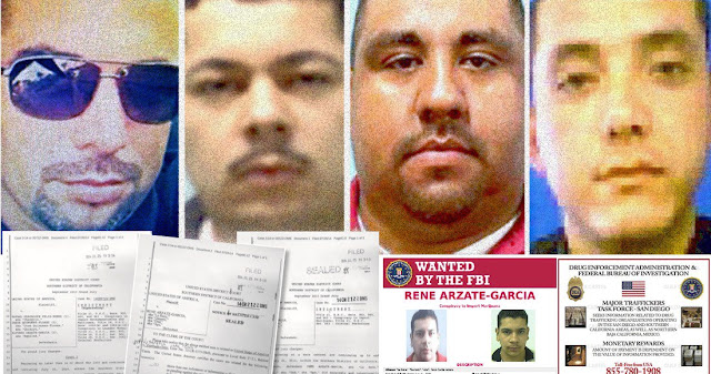 """""""Los Arzate"""" asumen un rol más denso en el Cártel de Sinaloa, sin """"El Chapo"""" y con """"El Mayo"""" movido."""