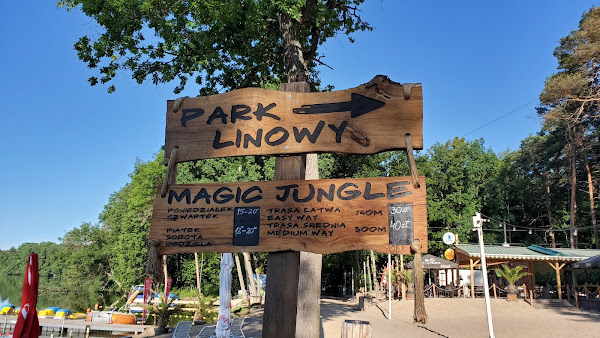 Lubniewice Park Linowy