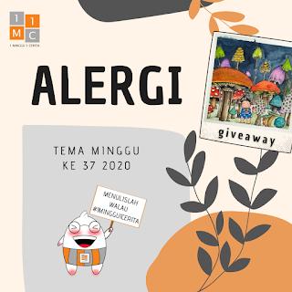 komunitas 1 minggu 1 cerita tema alergi