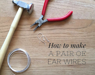 How to make your own earwires