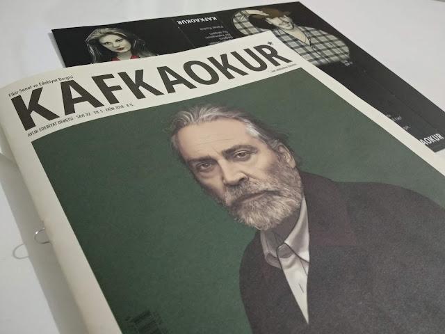KAFKAOKUR Dergisi Ekim 2018 İncelemesi