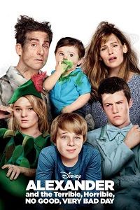 Poster Alexander and the Terrible, Horrible, No Good, Very Bad Day