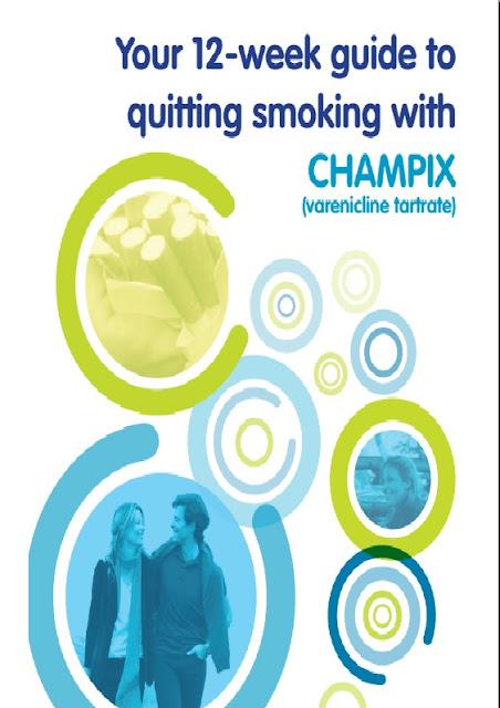 ملف  شركة فايزر عن دواء champix