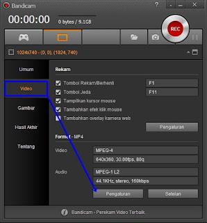 Cara Atur Ukuran Video Rekaman Layar