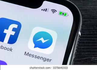 Cara Menghapus Pesan Facebook Mudah