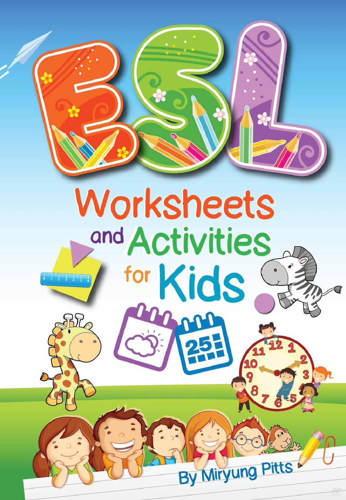 Download Esl Worksheets And Activities For Kids