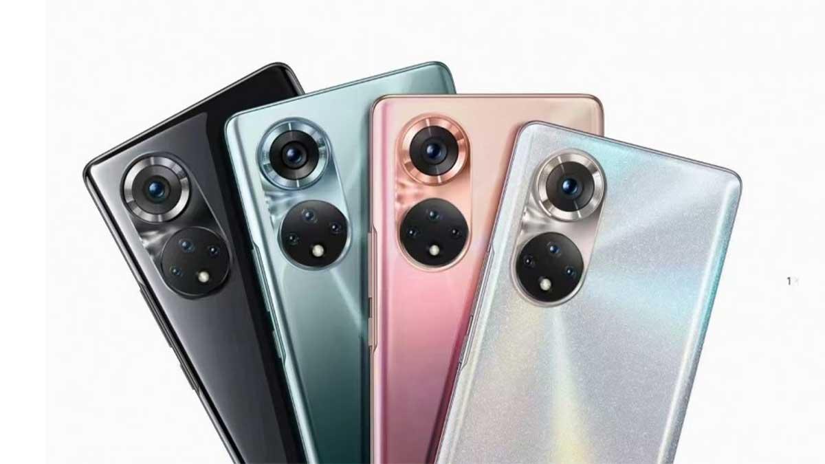 تم الكشف أخيرًا عن كاميرا Honor 50 في إعلانات تشويقية رسمية