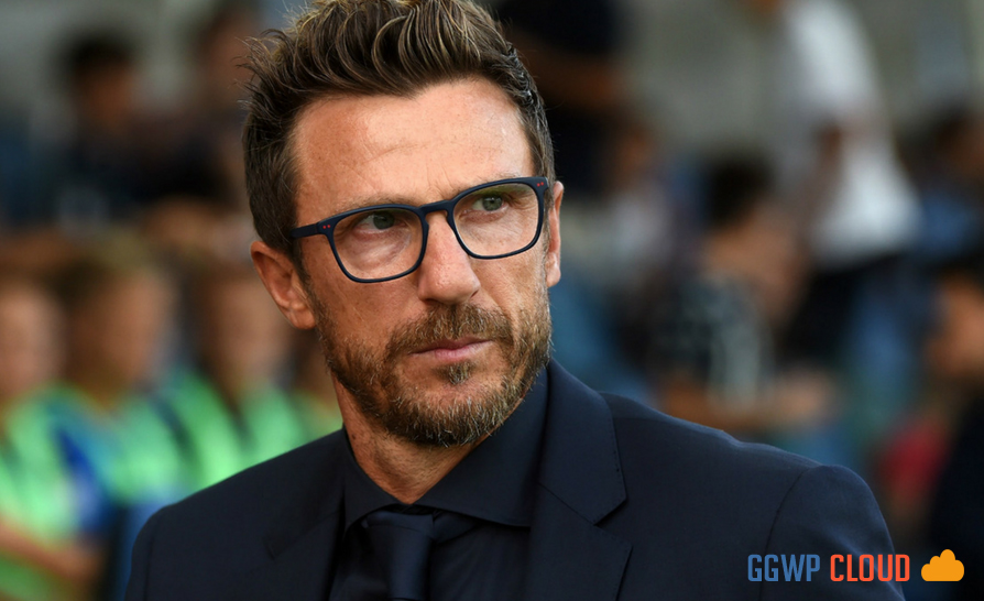 Dreams and Great Ideas Eusebio Di Francesco