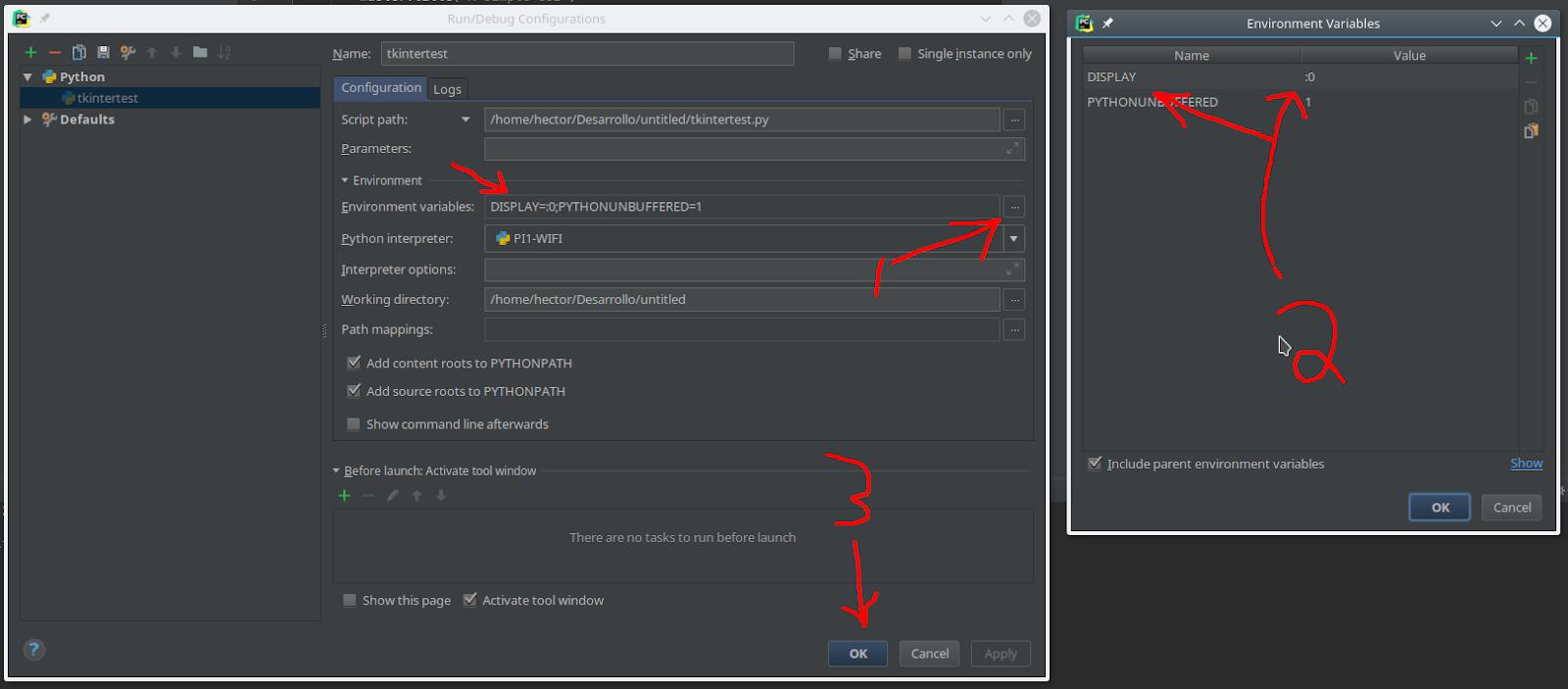 El programador subestándar: Run remote x11 graphical application ssh