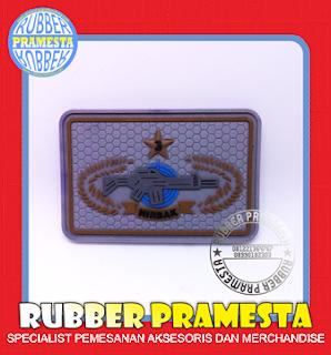 PATCH RUBBER CUSTOM JAKARTA | PATCH RUBBER DENJAKA | RUBBER PATCH DESIGN