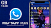 GbWhatsapp Plus Oficial 12.11.0 Anti-Ban/Temas, Novos Emojis, E MUITO MAIS (DOWNLOAD)