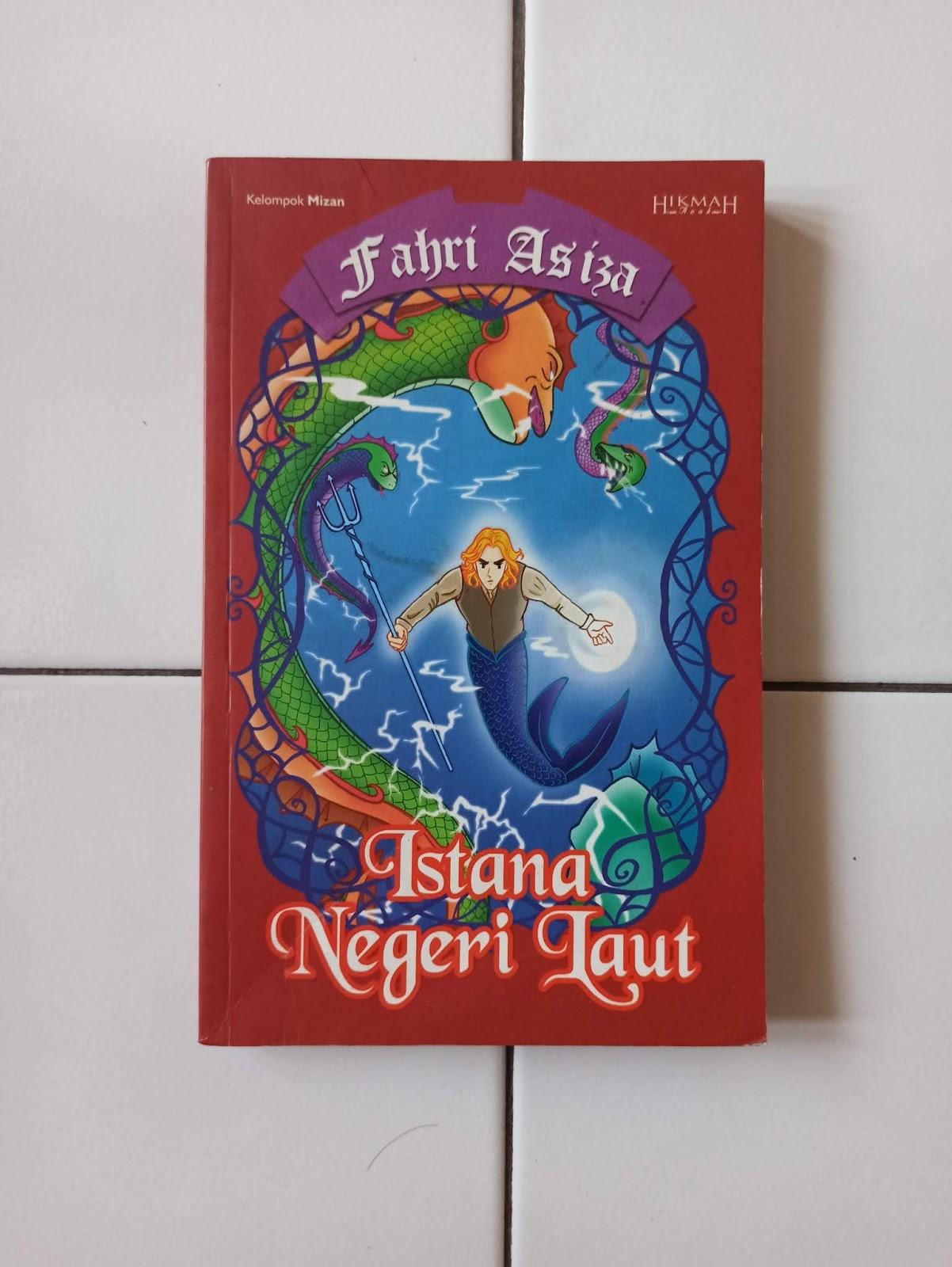 Cerita Anak Istana Negeri Laut