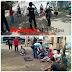 Lokasi Perjudian Sabung Ayam Di Kelurahan Girian Atas Di Grebek Polisi Gabungan