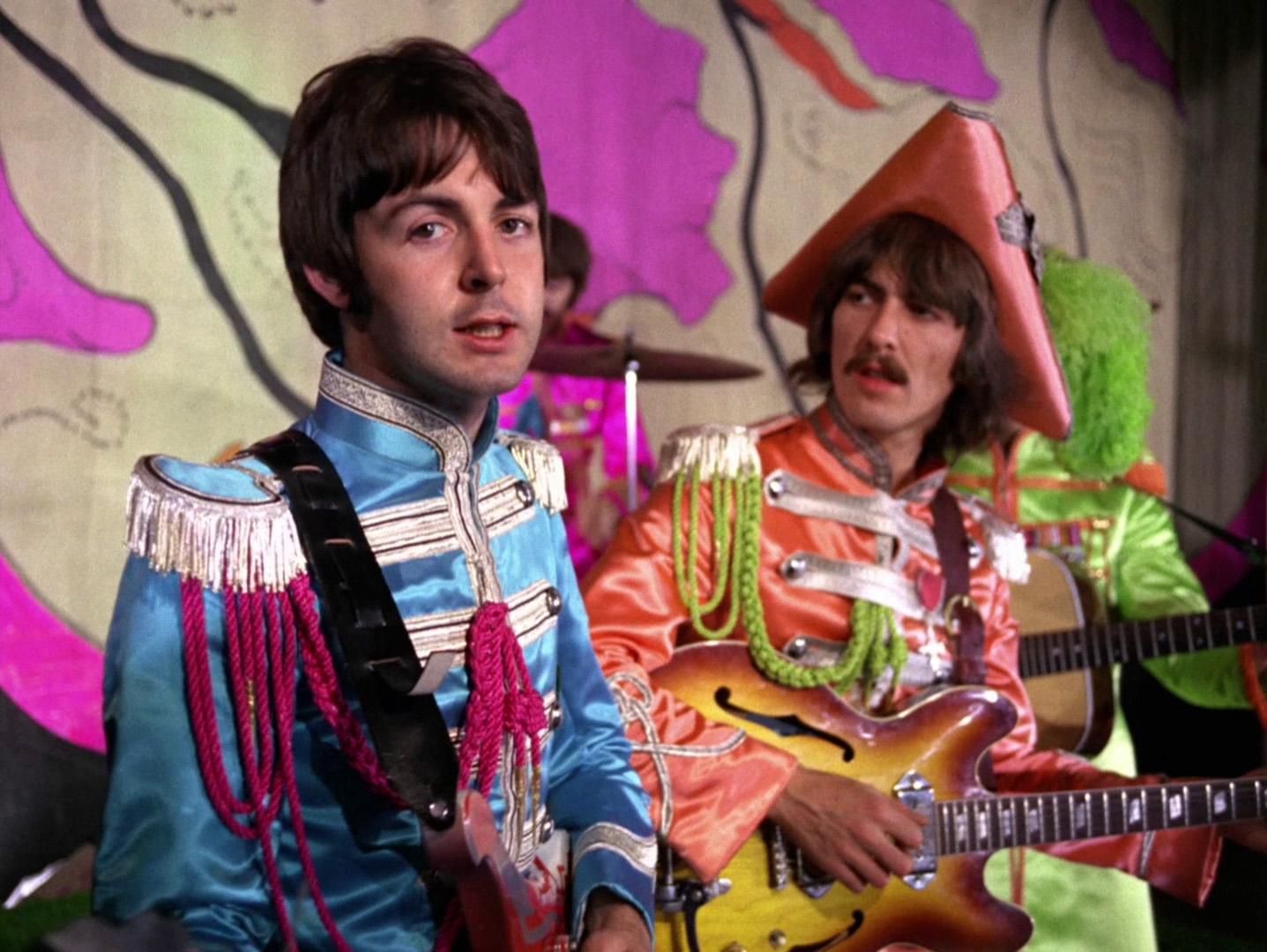 Meet The Beatles For Real Sgt Pepper Suits