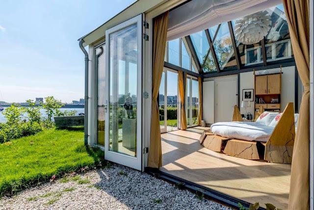 Ferienhaus Amsterdam für Angler