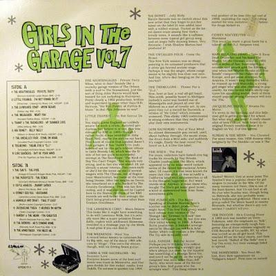 Girls in the Garage Vol 7