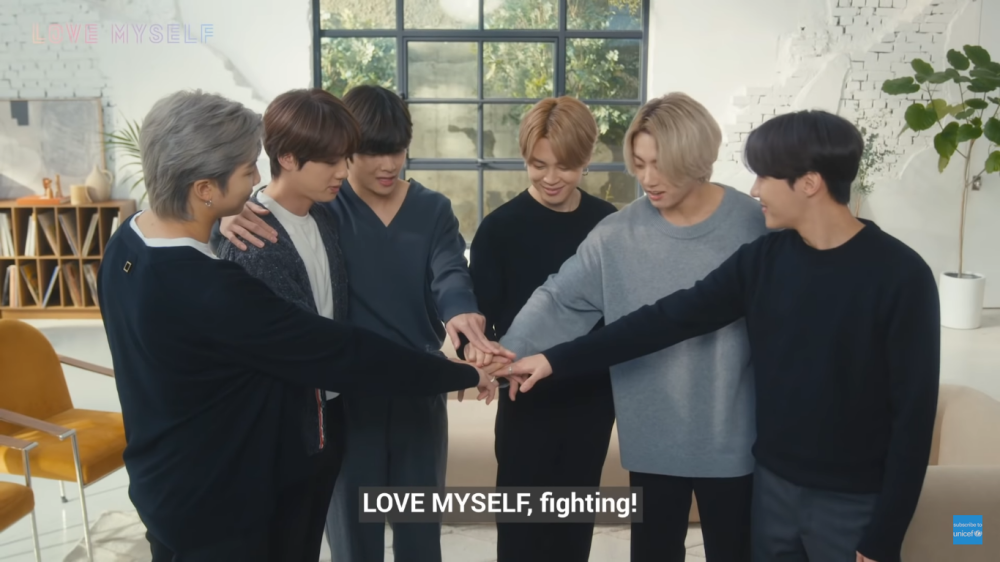 BTS Opens Up About The Importance of Loving Yourself