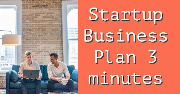12 Step to Startup Business Plan Sample Way - Tooprofit.com