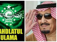 """PBNU: """"Selamat Datang Tamu Kami yg Terhormat"""", Yang Suka Nyinyirin Raja Arab Bukan NU"""