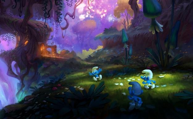 The Smurfs: Mission Vileaf Game