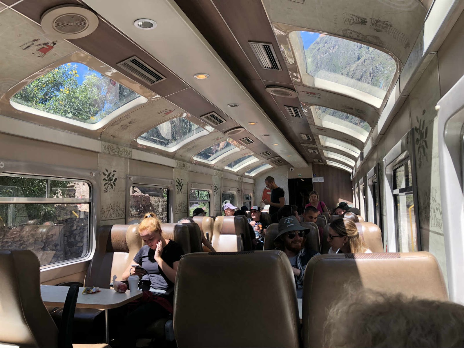 Trem Peru Rail