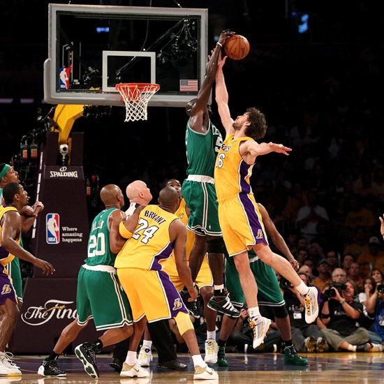 Celtics Lose Crucial Game To The Lakers 97-94