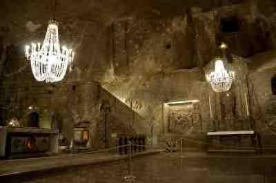 Wieliczka Mine, Wieliczka, Poland