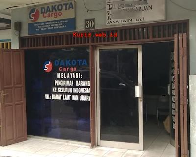 Alamat Agen Dakota Cargo Di Jakarta Selatan