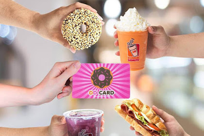 Promo Dunkin Donuts Terbaru Februari 2019