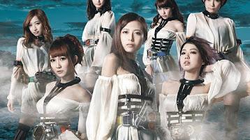 [PV] Kamen Rider Girls - Break the Shell [HDTV/RAW]