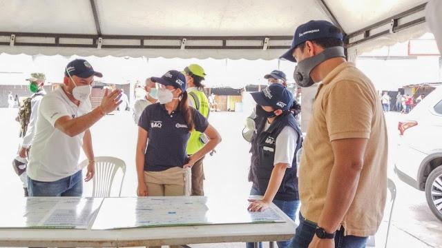 hoyennoticia.com, Cercos sanitarios en Barranquilla contra el Covid-19