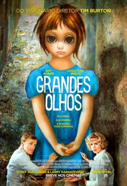 Review Grandes Olhos