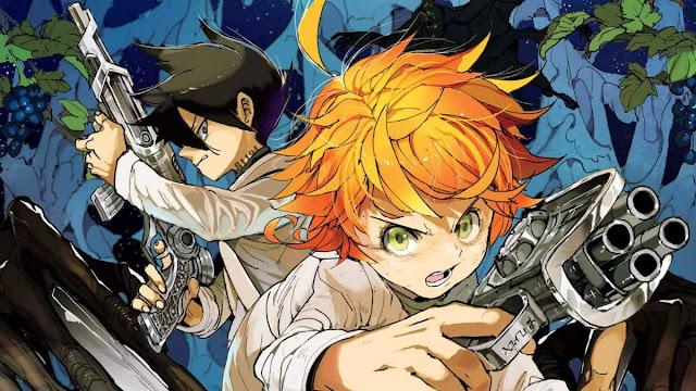 Anime 'Yakusoku no Neverland' Mendapat Season Kedua