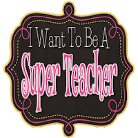 I Want to be a Super Teacher