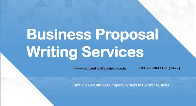 business proposal writers hyderabad