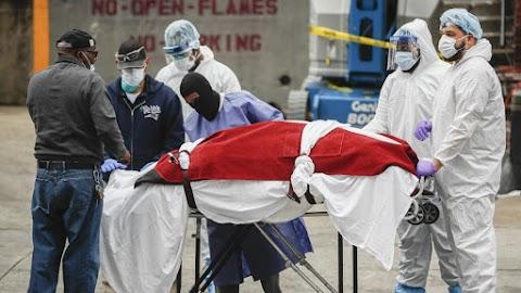 Tizenhétezer fölött a halottak száma Olaszországban