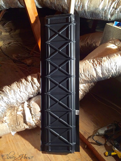 Clover House: DIY Blown-in Insulation Using GreenFiber ...