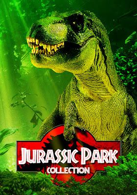Jurassic Park Coleccion DVD R1 NTSC Latino