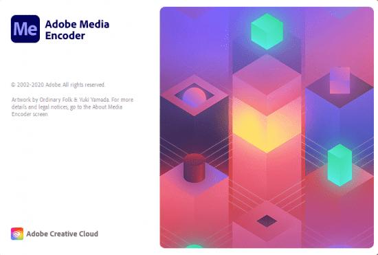 Adobe Media Encoder 2020 v14.4.0.35 (x64) Pre-Cracked
