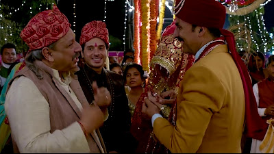 Akshay Kumar Wedding HD Photo In Toilet Ek Prem Katha Film