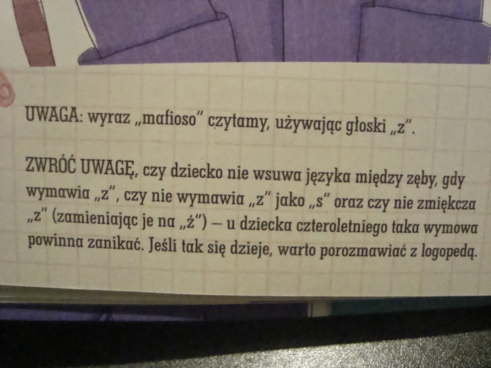 wierszyki ćwiczące języki, czyli rymowanki logopedyczne, książka napisana przez logopedę