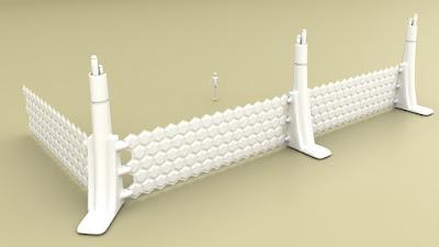 Energy Fence