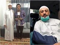 Berduka Atas Meninggalnya Syekh Ali Jaber, Virgoun: Terima Kasih Telah Menuntun Ku Bersyahadat