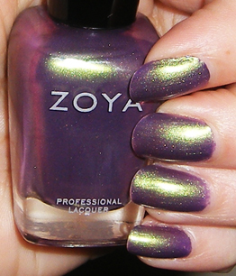 xoxoJen's swatch of Zoya - Adina