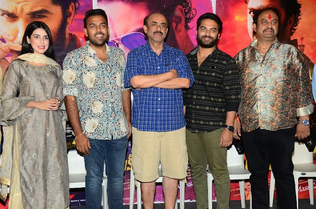 FalaknumaDas Movie Press Meet