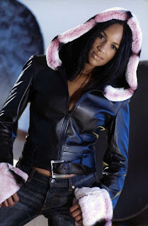 Jackie Christie Modeling