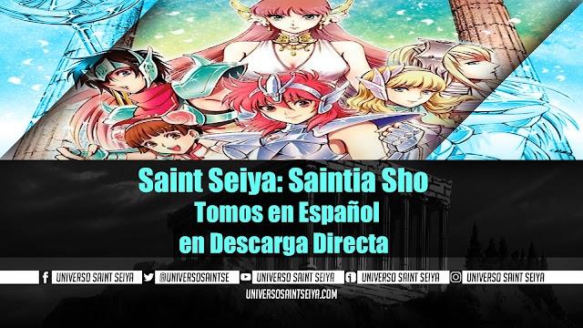 Saint Seiya: Saintia Sho Tomos en Español en Descarga Directa