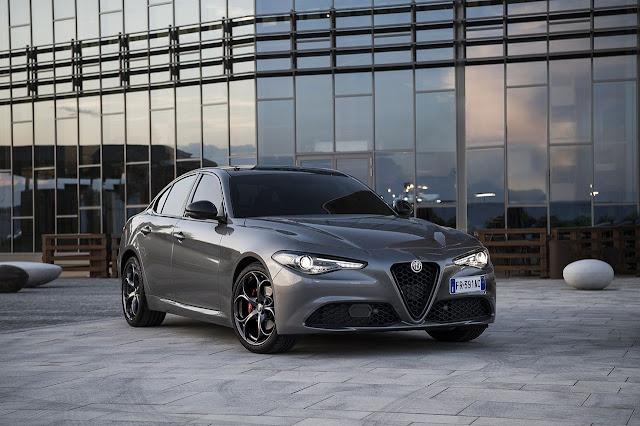 2019 lfa Romeo Giulia B-Tech