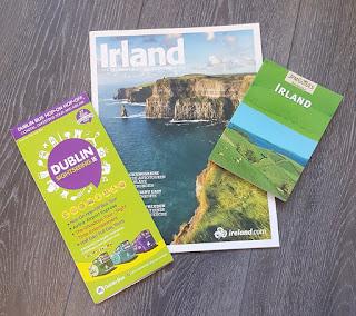 Reisevorbereitung Irland Dublin