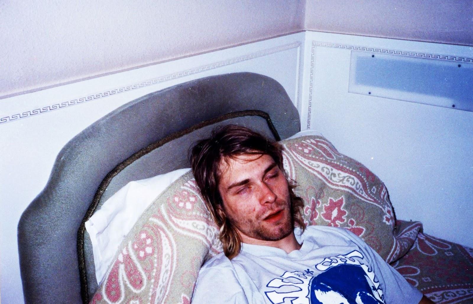 40 Rare Photos Of Kurt Cobains Life Art Sheep